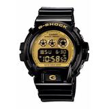 Reloj Casio G-shock Dw 6900cb 1 Ng/dor Original Envío Gratis