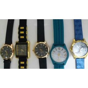 Kit 5 Relógios Femininos + Caixas - Promoção De Natal Oferta