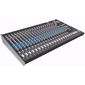 Mesa De Som Mixer Profissional Alto Live 2404 Usb - Hendrix