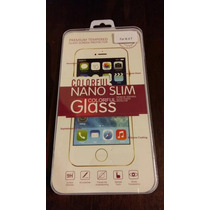 Mica Protector De Cristal Templado Iphone 6/6s Envio Gratis!