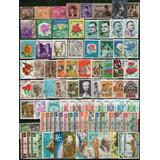 Egipto +400 Sellos Diferentes Usados Años 1888-1987