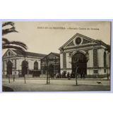 Postal Jerez De La Frontera Mercado Central De Abastos