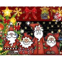 Mega Kit Imprimible Navidad Invitaciones Etiqueta Cajita 2x1