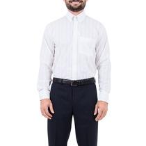 Camisa Social Mista Maquinetada - Jcanedo