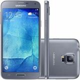 Samsung G903m Galaxy S5 New Edition Prata 16gb Vitrine