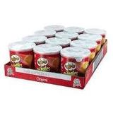 Batata Pringles Original Atacado36x37g
