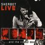 Cd Sherbet Live & The Crowd Went Wild Importado