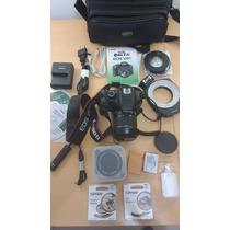 Camara Canon Rebel T2i 18-55mm Como Nueva Muchos Extras !!!
