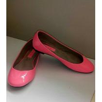 Zapatillas Rosado Fosforescente! Talla 6 Nuevas!