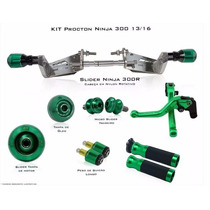 Kit Slider Procton Racing Kawasaki Ninja 300