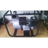 Moto Bomba 3*3 Gasolina Solpower