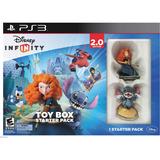 Disney Infinity Toy Box 2.0 Ps3