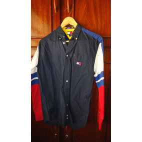 Camisa Tommy Hilfiger Original Comprada Nos Usa*****