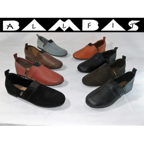 Bambas Allfit Piel, Zapato Calzado, Legitimo Cuero Piel Moda