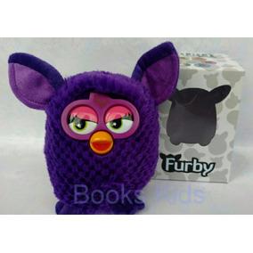 Boneco Furby Repete Tudo Que Você Fala Dança Canta