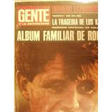 Revista Gente N 151 1968 Asesinato Robert Kennedy La Plata