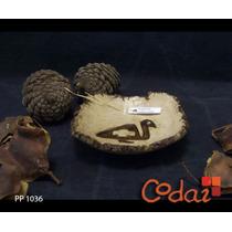 Codai Platito Hondo En Pasta Piedra - Decoración - Arte