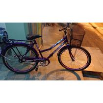 Bicicletas Feminina Aro 26 Aro Aero +cubo Rolemã
