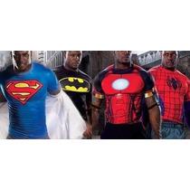 Under Armour Alter Ego Compression Super Hero, Marvel, Comic