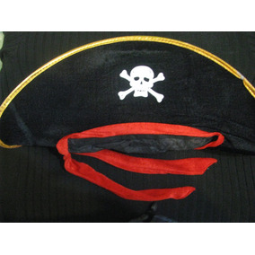 Sombrero Pirata Cotillon