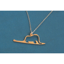 El Principito - Collar Sombrero, Serpiente , Elefante