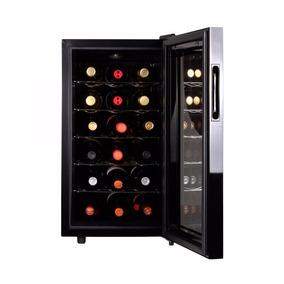 Cava De Vino Wine Collection 18 Botellas Display Wc-18 Dm