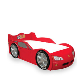 Cama Individual Carro Racer