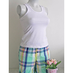 Pijama En Algodón Dama Pantalón Largo