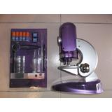 Microscopio De Doble Visor Edu Science, Modelo M900dv.