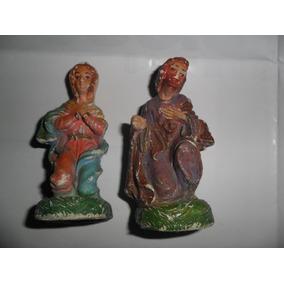 c5879fe2b2b Figuras De Madera En Miniatura - Adornos Navideños en Mercado Libre ...