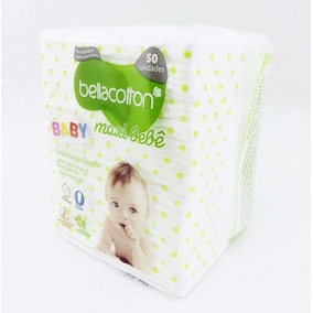 24 Algodao Maxi Bebe C/50un 615 Bella Cotton