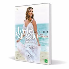 Dvd Ivete Sangalo Acustico Trancoso Brasil Poster Stock