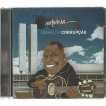 Boca Nervosa-diario Da Currpção (cd Original)