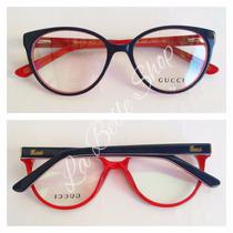 Armação Óculos De Grau Acetato Gg3699n