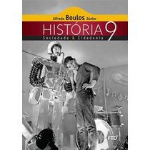 Livro História, Sociedade & Cidadania - 9º Ano Ftd + Brinde