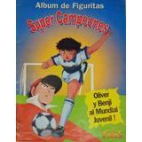 Figuritas Del Album Super Campeones - Año 1997 - Ultrafigus
