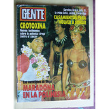 Maradona Yuyito Gonzalez Tilcara / Gente De 1986