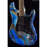Fender Fsrstratocaster Hss Swirl Guitarra Electrica