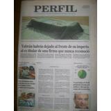 Diario Perfil #14- Sepelio De Yabran / Marta Minujin/ Auster