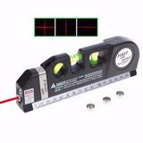 Nivel Nivelador Laser Horizontal Vertical Cruz Prumo