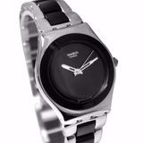 Reloj Swatch Tresor Noir Yls168gc Mujer. Envio Gratis