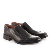 Batistella - Zapatos De Vestir De Cuero Negro