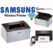 Impresora Samsung Sl-2020w Toner Wifi 2020w