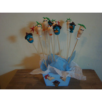 Souvenirs10 Brochettes Phineas ,ferb ,perry