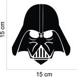 Adesivo Carro Tablet Notbook Darth Vader Star Wars - Leve 2