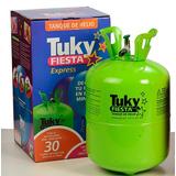 Garrafa Gas Helio Tanque Descartable Para Globos