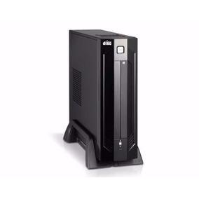 Gabinete Mini Itx C/ Fonte 180w Usb K-mex Gi-9d89