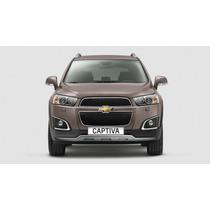 Camioneta Chevrolet Captiva 2.2 D Ltz At 4x4 (awd) Autos