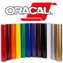 Vinilo Varios Colores Oracal 651- 126cm De Ancho (59 Colores