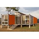 Projeto Manual Construçao Casa Container E-book (download)
